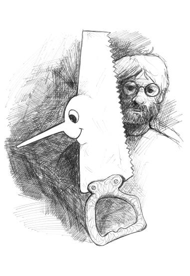 Geppetto e la sega DEF